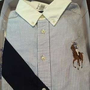 Ralph Lauren dress shirt 14/16